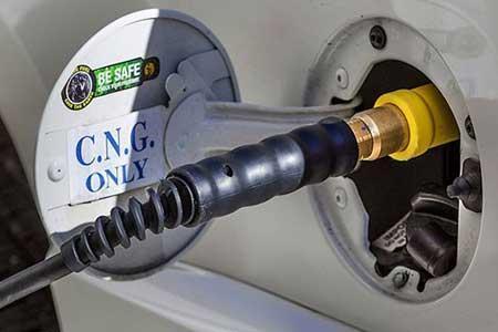 خودروهای عمومی یک هفته ای گازسوز می شوند