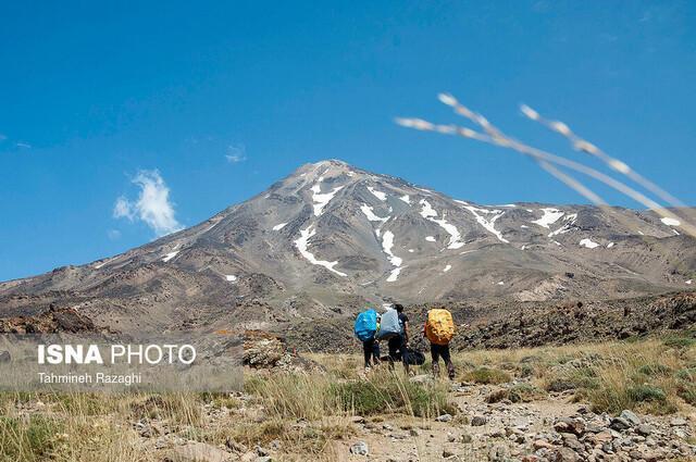 دماوند؛ کوه دلار برای فدراسیون کوهنوردی، درآمدهای میلیاردی غیرشفاف!