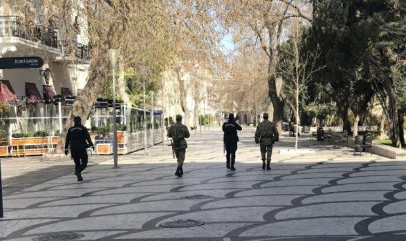 تمدید محدودیتهای قرنطینه بار دیگر در جمهوری آذربایجان