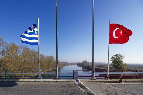 یونان خواهان توقف اقدامات ترکیه در مدیترانه شد