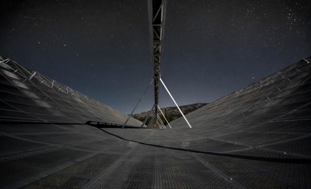 کشف الگوی منظم برای پالس های رادیویی فضا