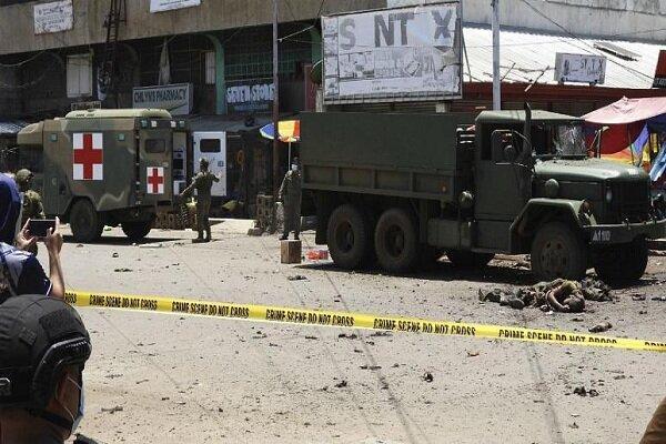 انفجار 2 بمب در فیلیپین با 10 کشته و 24 زخمی