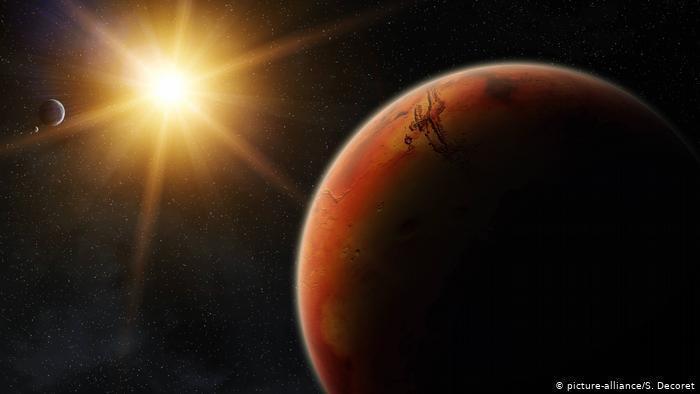 سفر به مریخ از طریق زهره