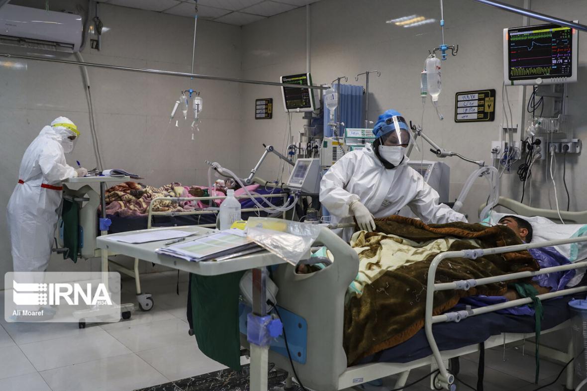 خبرنگاران ورود آمار بیماران کرونایی در مازندران به کانال کاهشی