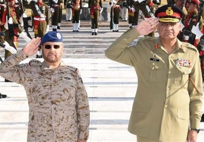 سفر فرمانده ارتش پاکستان به عربستان با هدف کم کردن تنش ها