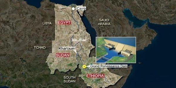سران مصر، سودان و اتیوپی فردا درباره سد النهضه نشست دارند