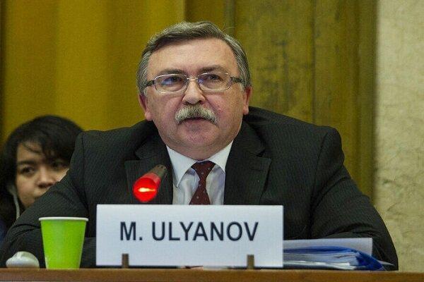 اولیانوف برای تحریم های آمریکا جایگزین پیشنهاد داد