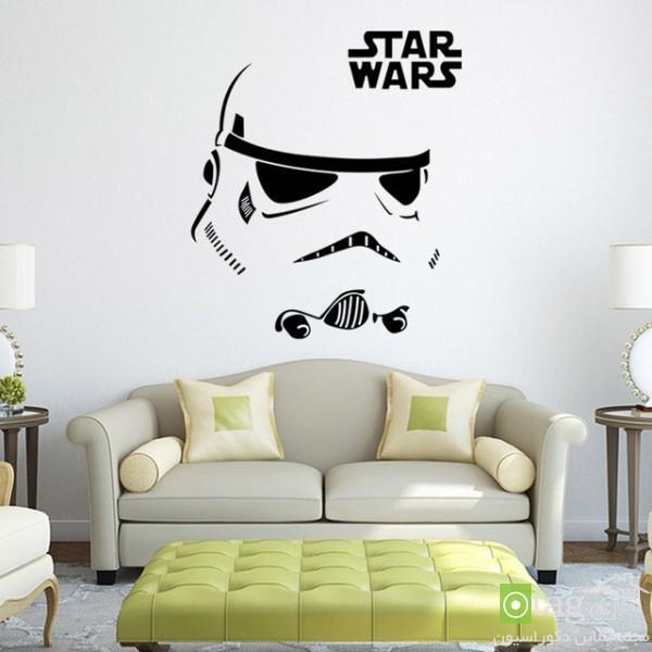 مدل های جدید دکوری جنگ ستارگان مناسب برای تمامی اتاق های خانه