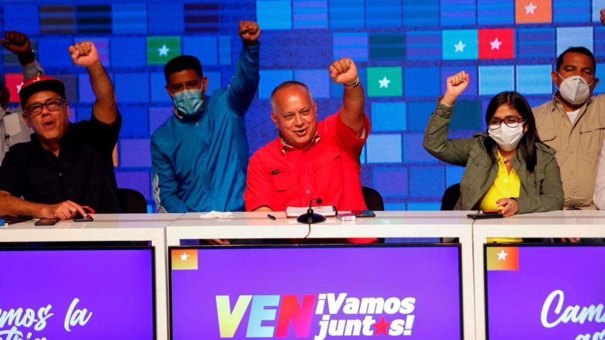 متحدان مادورو 91 درصد کرسی&zwnjهای مجلس ونزوئلا را کسب کردند