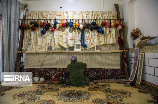 خبرنگاران فراوری فرش دستباف در خوزستان احتیاج به فرهنگ سازی دارد