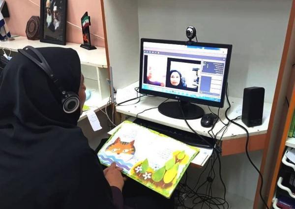خبرنگاران کانون پرورش فکری خراسان شمالی 21 کارگاه فعال آموزش مجازی دارد