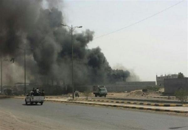 درگیری شبه نظامیان دولت هادی و رزمندگان انصارالله در غرب یمن