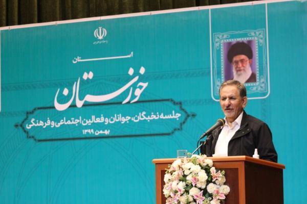 خبرنگاران جهانگیری: مردم ایران در جنگ نرم و اقتصادی دشمن هم پیروز شدند