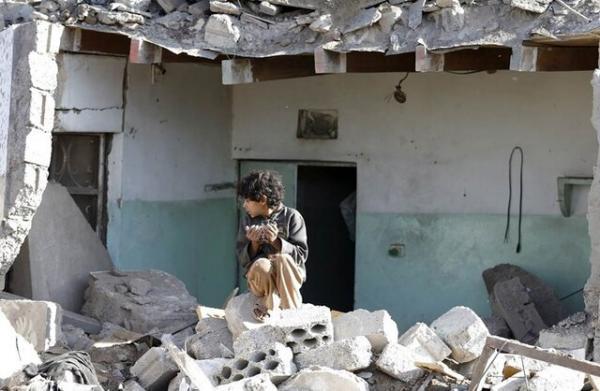 درخواست قانونگذاران مطرح آمریکایی از انگلیس برای سرانجام دادن به همدستی با عربستان در جنگ یمن