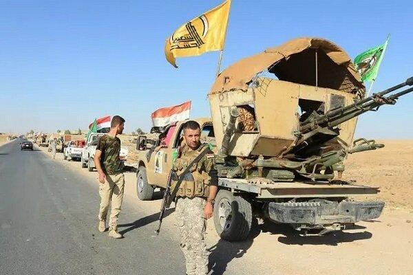 حشدشعبی با حمله داعش در دیالی مقابله کرد