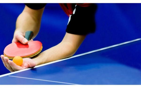 رقیب های پینگ پنگ بازان ایران برای حضور در المپیک معین شدند