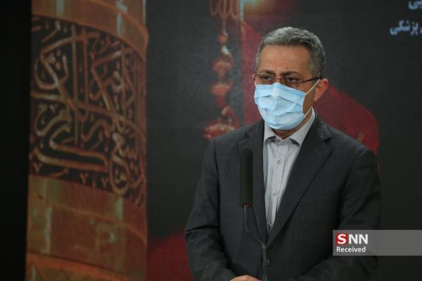 جان بابایی: بیش از 1 میلیون بستری بر اثر کرونا داشته ایم خبرنگاران