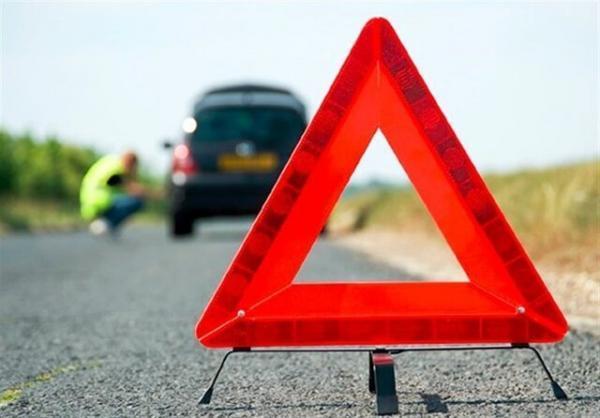 6 مصدوم در انحراف خودروی سواری در محور قزوین- کرج