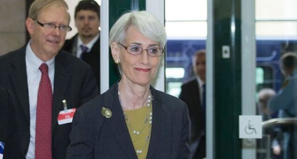 وندی شرمن، معاون وزیر خارجه آمریکا شد