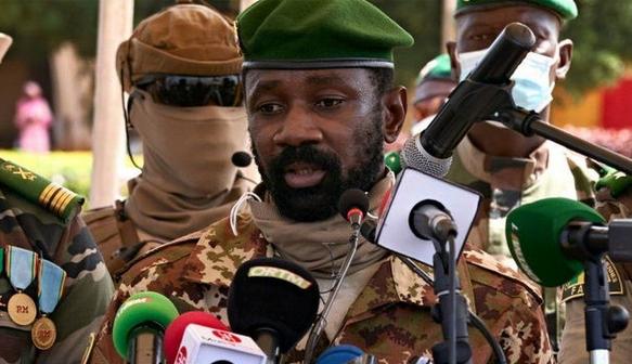معرفی عامل کودتای نظامی اقتصادی به عنوان رییس جمهور انتقالی