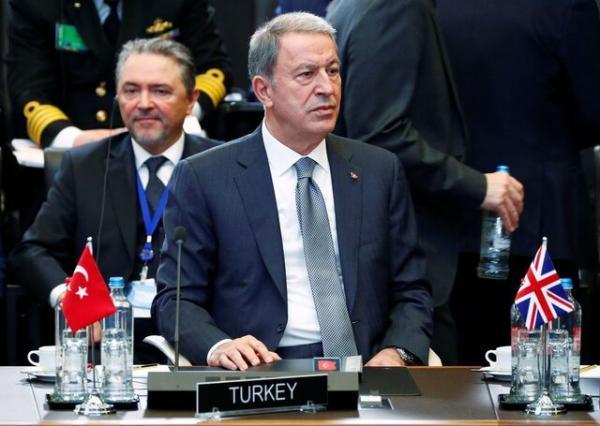 نشست وزرای دفاع ترکیه و آمریکا درباره فرودگاه کابل