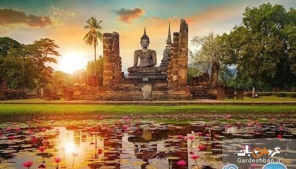 سوخوتای، شهر باستانی تایلند، تصاویر