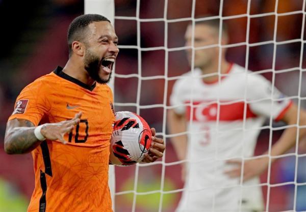 تور هلند ارزان: انتخابی جام جهانی 2022، پیروزی فرانسه و کرواسی و تحقیر ترکیه در خاک هلند