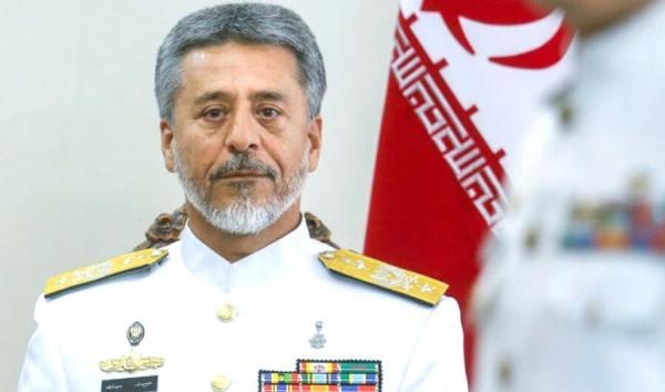 دریادار سیاری: ناوگروه 75 نداجا توانمندی دریامانی و اقتدار ایران را نشان داد