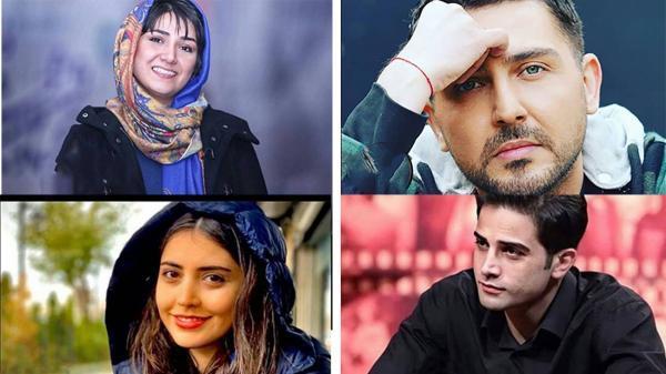 عکس بازیگران مجرد سریال ملکه گدایان ، حتی باران کوثری