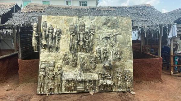پیشنهاد اهدای آثار هنری در ازای استرداد برنزهای بنین
