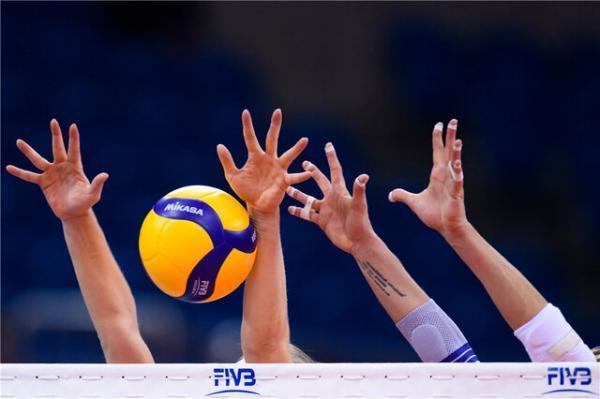ملاقات تیم والیبال ناشنوایان با روسیه در رقابت های جهانی