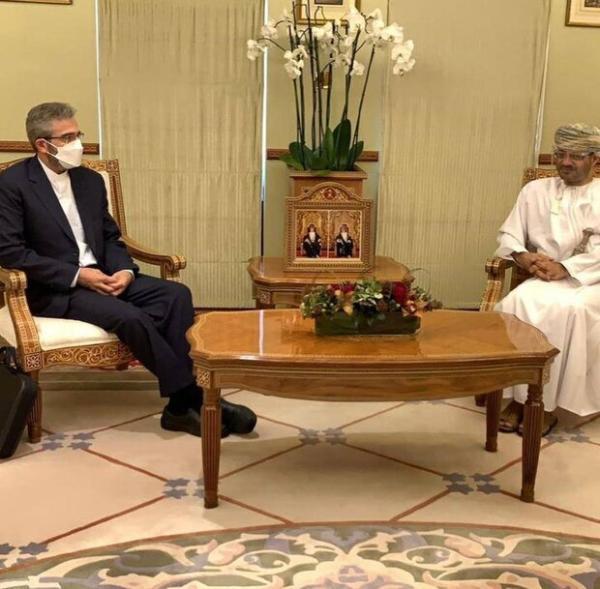 تور ارزان عمان: علی باقری: روابط ایران و عمان روابطی محبت آمیز و نمونه است