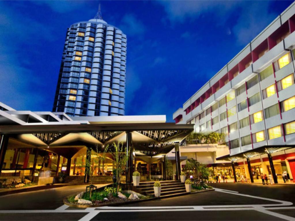 هتل 4 ستاره آمباسادور در بانکوک