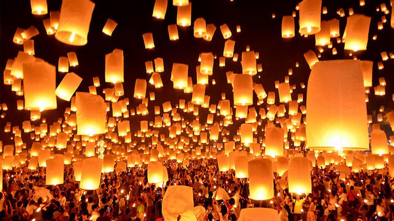 جشنواره های تایلندی
