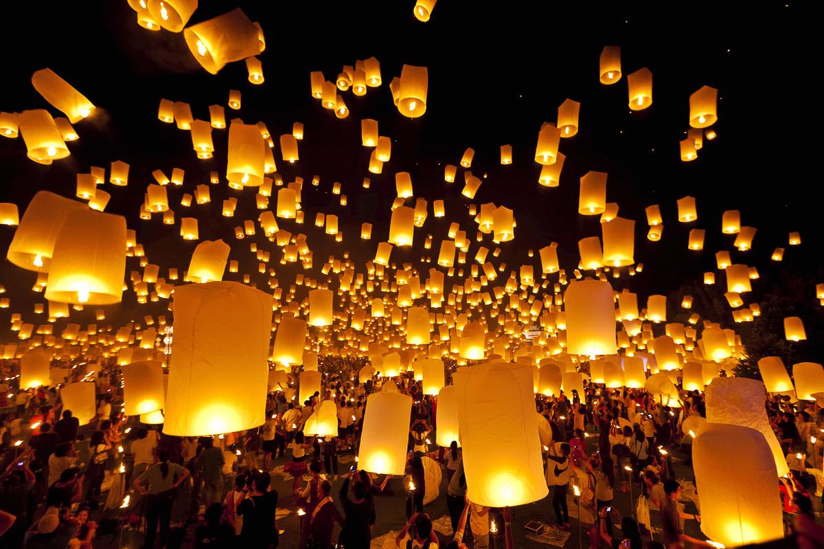 بهترین فستیوال های تایلند