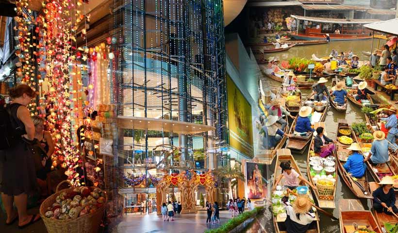 نحوه خرید در تور تایلند
