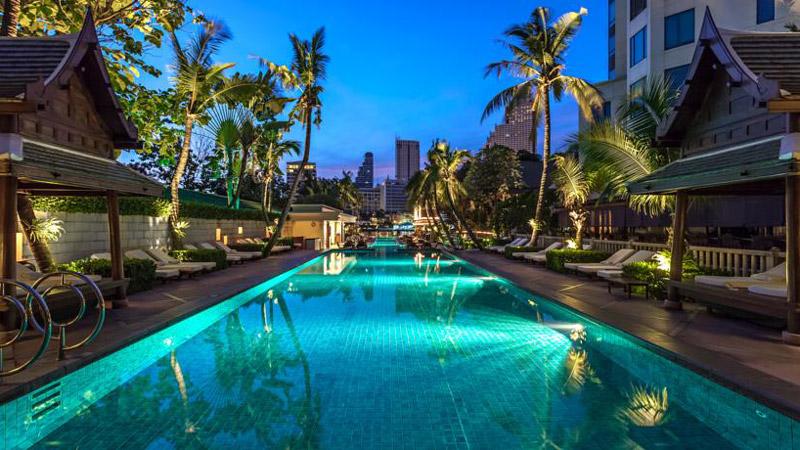 هتل پنینسولا بانکوک